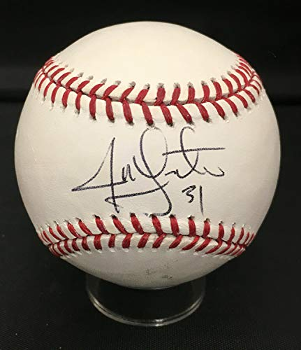 Jon Lester Autographed Signed Baseball Major League Rawlings Chicago Cubs Sox JSA COA - Authentic Memorabilia