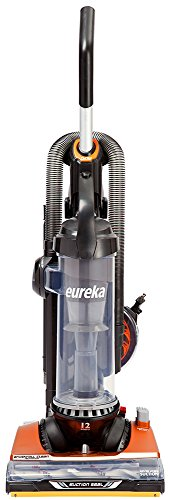 Eureka Brushroll Clean Pet Upright Vacuum with Suction Seal Technology AS3401AX – Corded