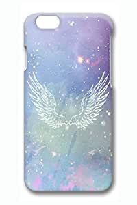 Angel Wings Slim Hard Cover for iphone 6 4.7 Case ( inch ) PC 3D Cases