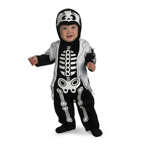 Lil Bones - Size: 12-18 months (Scary Cute Costumes)