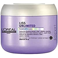 L'Oreal Professionnel Series Expert Liss Unlimited Smoothing Masque, 196g