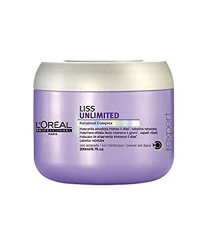 Buy L Oreal Professionnel Series Expert Liss Unlimited Smoothing Masque 0305687ed1c