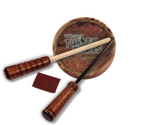 Quaker Boy Turkey Thugs Rim Shot Glass Pot Call by Quaker Boy (Image #1)