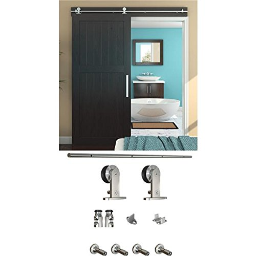 National Modern Barn Door Hardware Kit - 1 Each