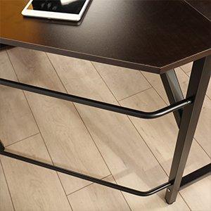 SogesHome L-Form Computertisch Gro/ßer Eckschreibtisch Arbeitstisch B/ürotisch PC Laptop Studie Tisch Gaming Schreibtisch LD-Z01-MO-SH