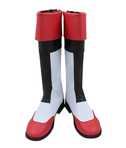(Voltron Keith Legend Boots Mens Womens Artificial Leather Cosplay Shoes)