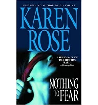 book cover of Nothing to Fear