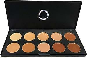 Use Doll 10 Color Contour Cream - Multi Color