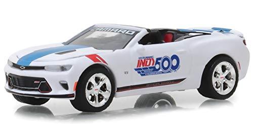 2017 Chevrolet Camaro SS Convertible White 101 Running Indy 500
