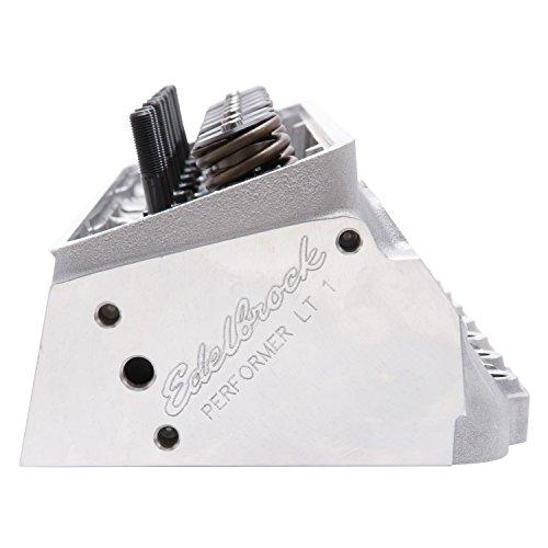 Edelbrock 61905 Performer High-Compression 454-O Cylinder Head LT1 Performer Performer High-Compression 454-O Cylinder Head (Heads Lt1 Cylinder)