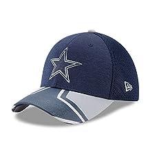 Dallas Cowboys New Era 2017 NFL Draft On Stage 39THIRTY Flex Hat - Navy