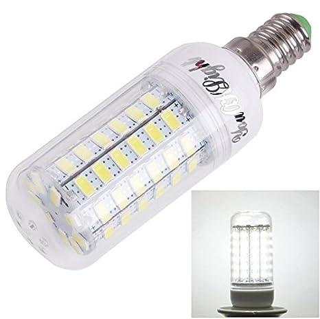 XHD-Iluminación YouOKLight E14 18W 1700LM Blanco CRI> 80 69 LED SMD 5730 Bombilla