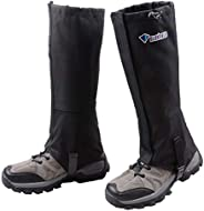 Azarxis Hiking Gaiters for Outdoor Camping Walking Backpacking Women Men Ankle Leg Guard Boot Legging Cover Sn