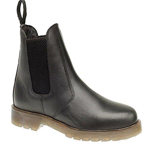 Mens Dealer Boot - Black