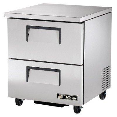 True TUC-27-ADA-HC Series Undercounter Refrigerator ADA Compliant Solid Door One Section by True Decor