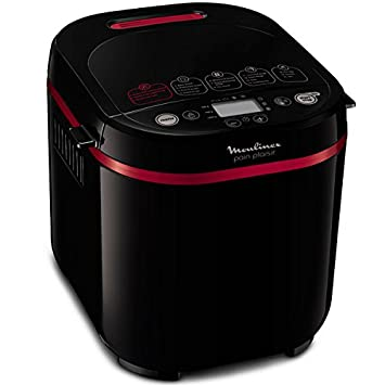 Moulinex Pain Plaisir máquina del PAN ow2208 con 17 programas: Amazon.es: Hogar