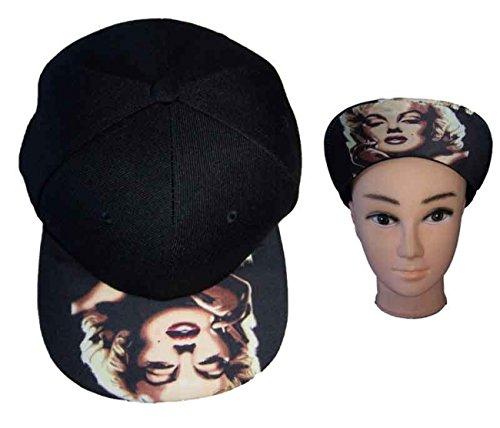 Marilyn Monroe Baseball Caps Hats (AWOMCAP58) (Wholesale Marilyn Monroe)