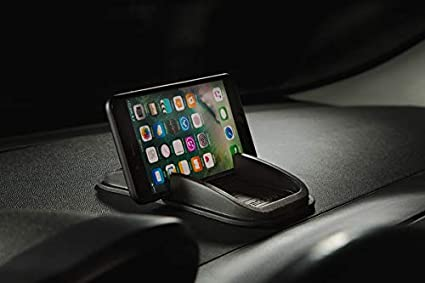 Sticky Pad Roadster Smartphone Dash Mount by Handstands Products no magnets and no adhesives