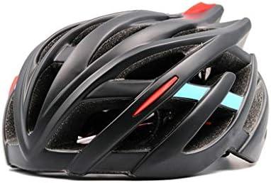 RMXMY 屋外安全乗馬ヘルメット男性マウンテンバイクヘルメット女性ライト増加頭囲統合成形安全帽子道路乗馬機器ユニセックス