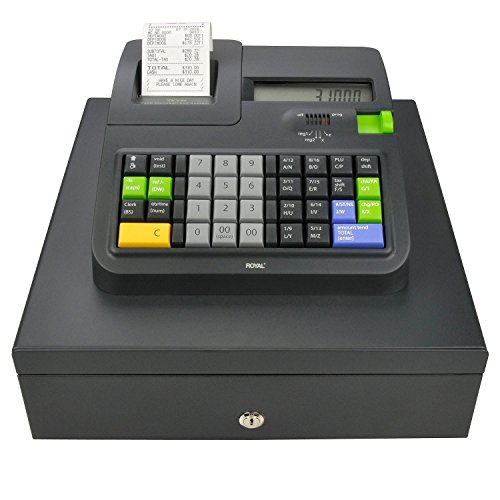 Royal 310DX Thermal Print Electronic Cash Register, used for sale  Delivered anywhere in USA