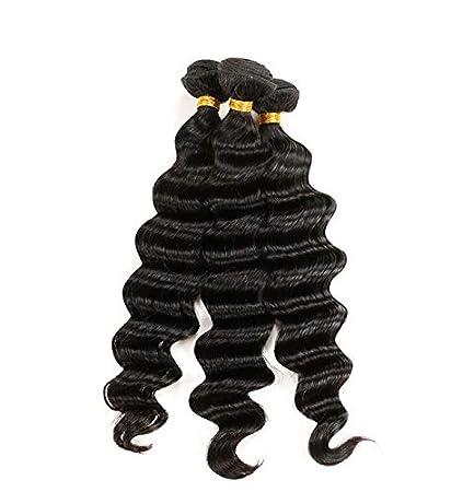 Amazon com : CHASTE HAIR Peruvian Bundle Deal Virgin Human