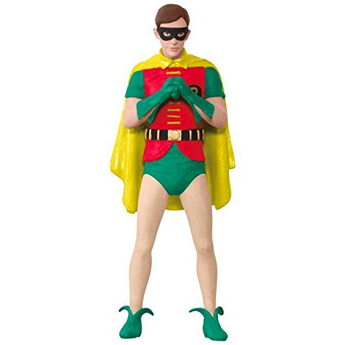 Amazon Com Hallmark Keepsake Batman Classic Tv Series Robin The Boy Wonder Ornament Home Kitchen
