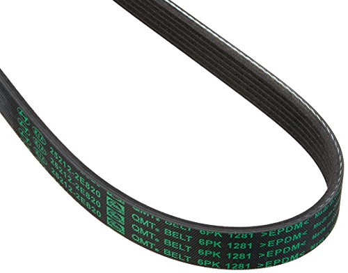 Genuine Hyundai 25212-2E820 Ribbed V-Belt