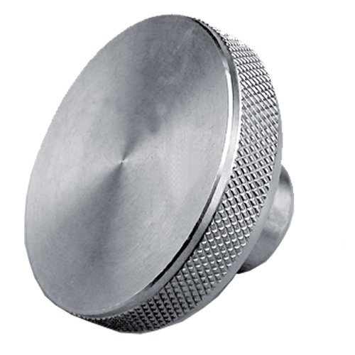 Hand Retractable Spring Plunger WHR-048 Reamed Through Knurled Control Knobs Without Set Screw