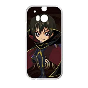 Code Geass HTC One M8 Cell Phone Case White Decoration pjz003-3817742