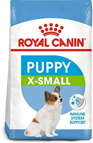 Dog Food: Royal Canin X-Small Puppy