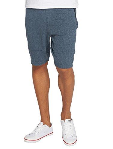 Petrol Industries Pantalones Cortos para Hombre Azul