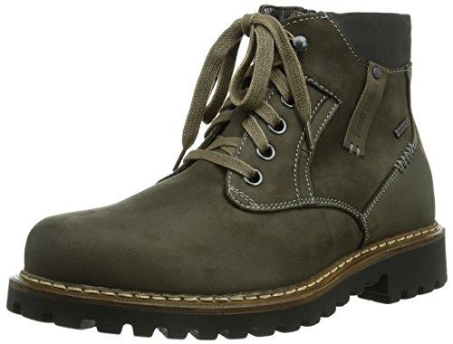 Josef Seibel Schuhfabrik GmbH Chance 07, Mens Boots Grey (Vulcano/Kombi 667)