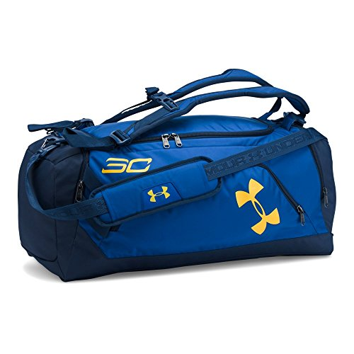 Under Armour SC30 Storm Contain Duffle, Royal (400)/Taxi, One Size