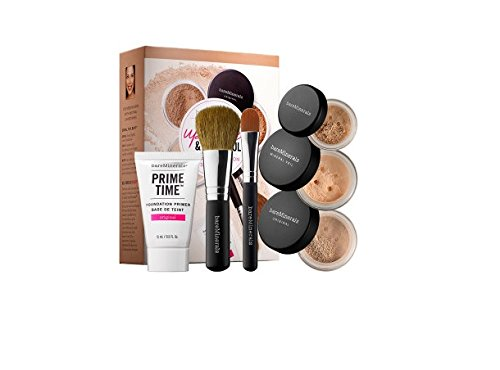 e & Beautiful: 30 Day Complexion Starter Kit Color Fairly Light - Light Neutral (Bareminerals Kit)