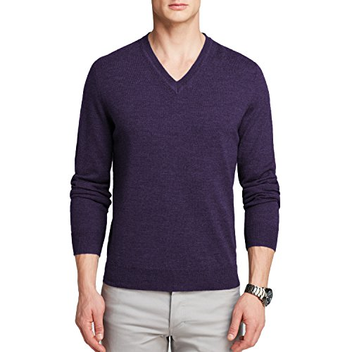 bloomingdales-v-neck-cashmere-sweater-xx-large-purple