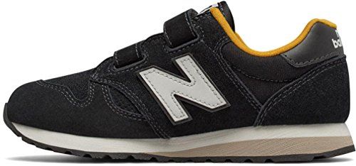 New Balance KA520-NWY-M Sneaker Kinder Black/Yellow