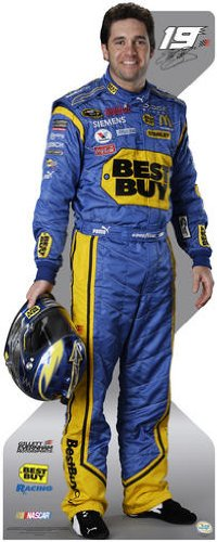 TI47019 Elliott Sadler Best Buy Nascar Racing Cardboard Cutout Standee Standup
