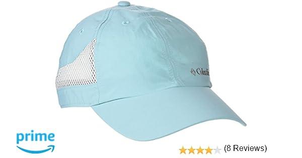 Columbia Tech Shade Hat Gorra con Protección Solar 50 06896290150