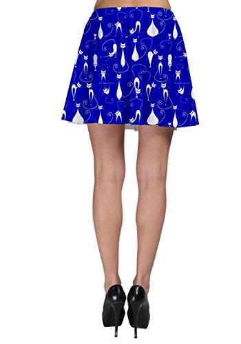 CowCow - Falda - para mujer azul real