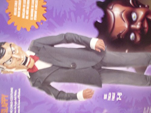 Slappy Costume Deluxe Boy - Child 10-12 - Slappy Costume Goosebumps
