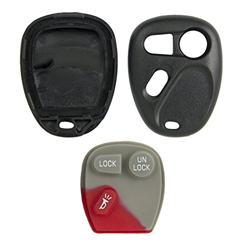 5e33239f7d7 Amazon.com  New Key Shell Remote Case For Gm Gmc Chevy Keyless Entry SHELL  ONLY  Automotive