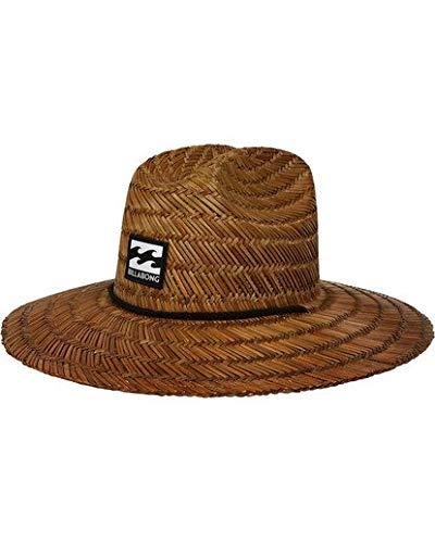 Billabong Men's Classic Straw Sun Hat, Brown One ()