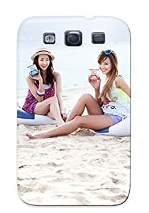 Catenaryoi Design High Quality Sistar Cover Case With Ellent Style For Galaxy S3(nice Gift For Christmas)