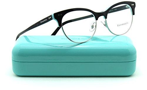 Tiffany & Co. TF 2156 Women Oval Eyeglasses RX - able Frame 8055, - 8055 Tiffany Eyeglasses