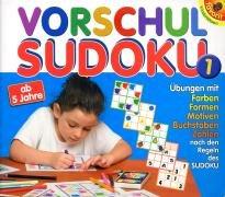 Vorschul-SUDOKU - Band 1