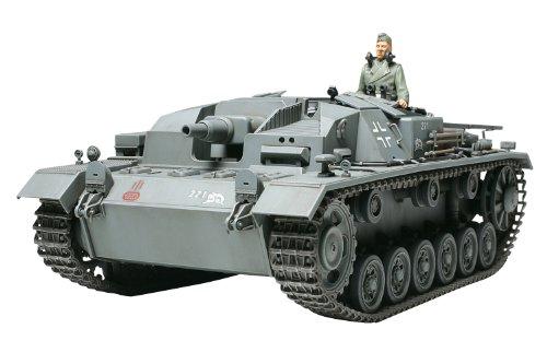 (Tamiya German Sturmgeschutz III AUSF. B)