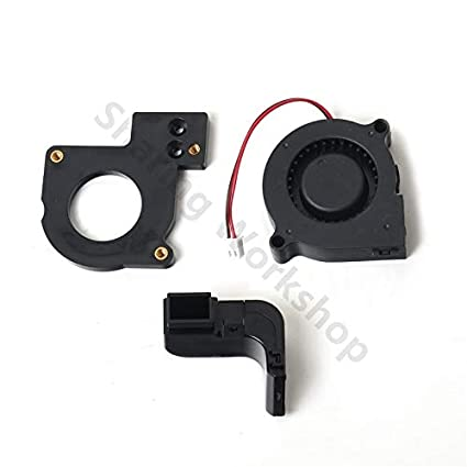 Amazon.com: 3D Printer - FLASHFORGE Extruder Turbo Fan That Cools Off The Filament When Printing with PLA for DIY Creator Pro and Dreamer 3D prin