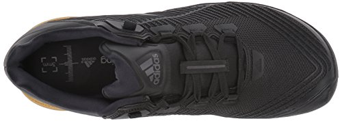 adidas Performance Mens Crazypower TR M Cross-Trainer Shoe Black/Utility Black/Tactile Gold Kf4SfLUSeU
