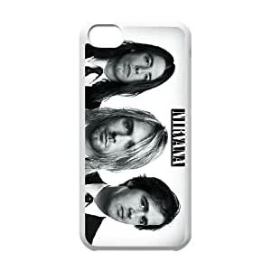 Nirvana iPhone 5c Cell Phone Case White MSY245094AEW