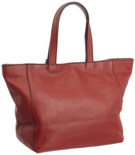 Loxwood Ramita PM Jaïpur, Damen Shopper Rot